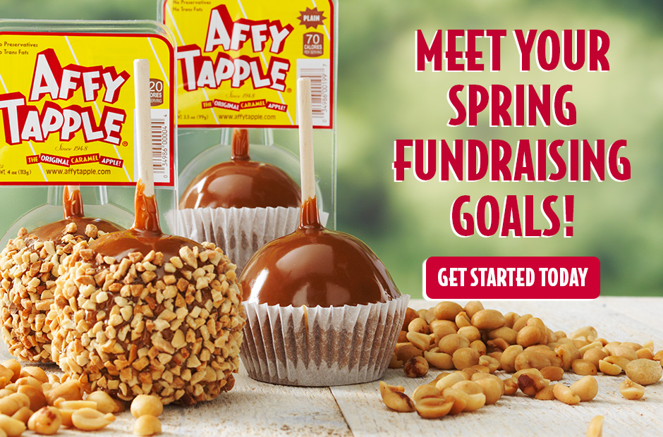 Affy Tapple Spring Fundraising Goals