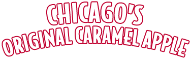 Chicagos Original Caramel Apple