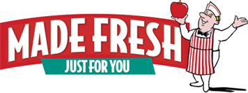 Made Fresh Just For Your